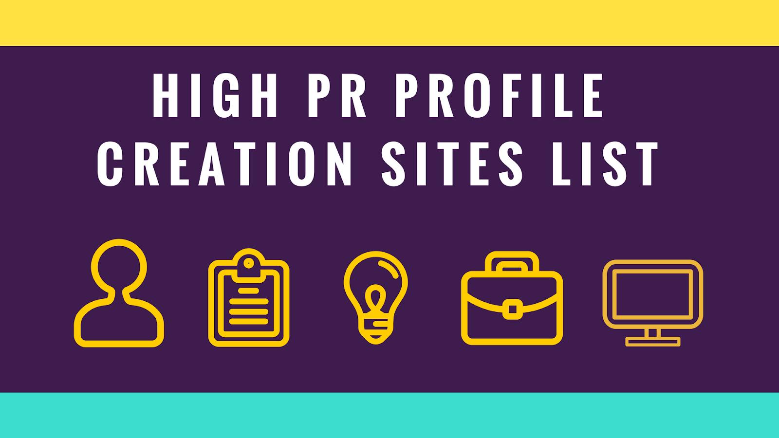 profile-creation-sites